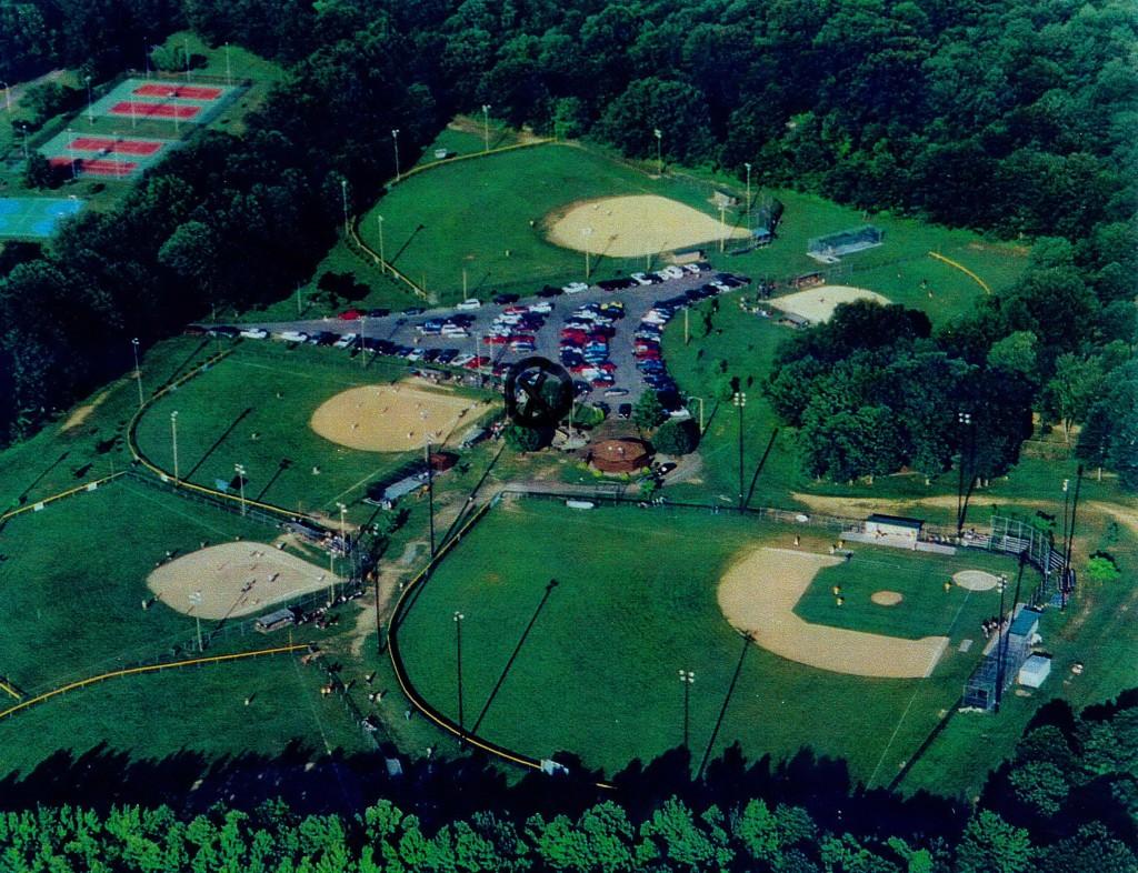 Benton Park Aereal